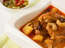 chicken massaman curry