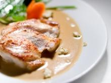 Pork Tenderloin with Cream