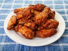 Roast Wings with Cola