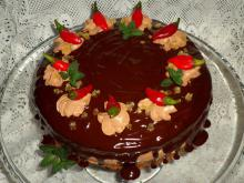 Chocolate Chili Cake Jolie