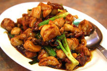 Pork with Sweet and Sour Sauce