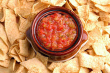 Home Spicy Chips