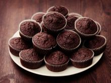 Quick Chocolate Muffins