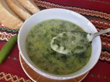 Tasty Spinach Soup