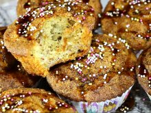 Incredible Banana Muffins
