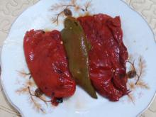Sterilized Roasted Peppers