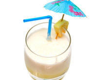 English Milk Cocktail