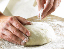 Dough for Mekitsi