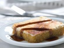 Greek Semolina Cake with Syrup