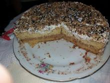 Homemade Cake from Mom`s Cookbook