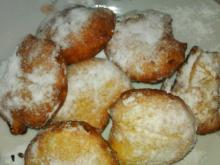 Homemade Fritters
