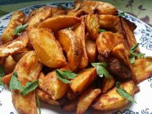 Country-Style Homemade Potatoes