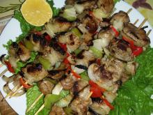 Homemade Skewers