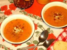 Tomato Soup with Bulgur