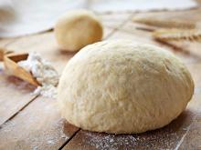 Homemade Universal Dough for Fritters and Pitas