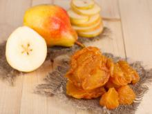 How to Prepare Dried and Marinated Pears