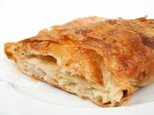 Phyllo Pastries with Cheese