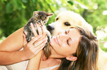 Healing Power of Dogs and Cats
