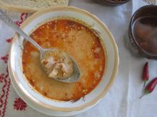 Fake Tripe Soup
