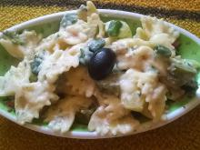 Farfalle Salad with Mayonnaise