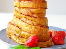 Macedonian-Style Fried Toast
