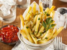 Fries in a Multicooker