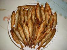 Fried White Fish