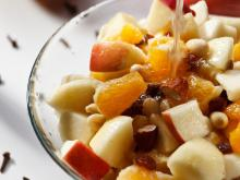 Winter Fruit Salad with Pomelo