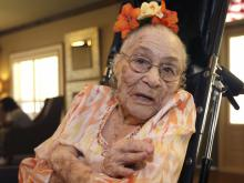 116-Year-Old American is the Second Oldest Person