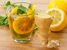 Ginger Weight Loss Beverage
