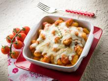 Chicken with Gnocchi