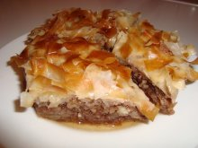 Greek Cake Baklava