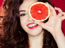 Eat Grapefruit for Beautiful Skin and a Thin Waistline