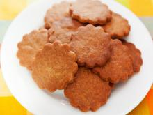 Cinnamon Gingerbread Cookies