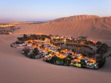 The Legend of the Most Beautiful Oasis on Earth