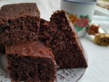 Cocoa Cake with Yoghurt