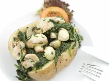 Healthy Stuffed Potatoes