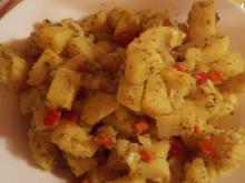 Potato Salad with Peppers