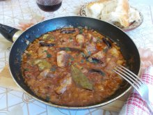 Butcher`s Stew with Pork