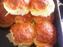 Quick Cheese Buns