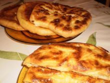 Khachapuri - Georgian Bread with Filling