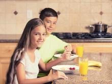 Ideas for a Healthy Kids' Breakfast