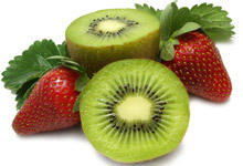 Kiwi is a Vitamin Bomb Against Spring Fatigue