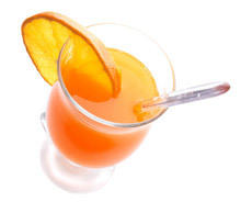 Quick and Easy Tequila Sunrise