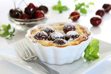 Irresistible Desserts with Cherries