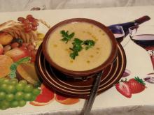 Cream Soup of Red Lentils