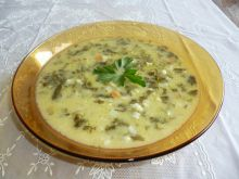 Dock Soup with Thickening Agent