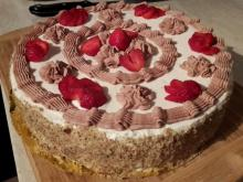 Easy Cake with Mascarpone