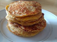 Easy American Pancakes with Vanilla