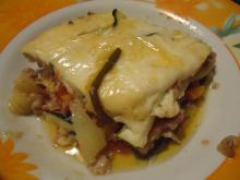 Summer Lasagna with Zucchini